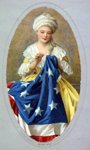 Betsy Ross. What were her ideals?